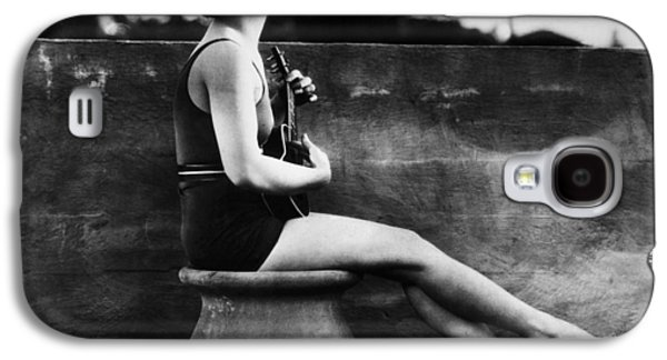 Clara Bow (1905-1965) Galaxy S4 Case by Granger