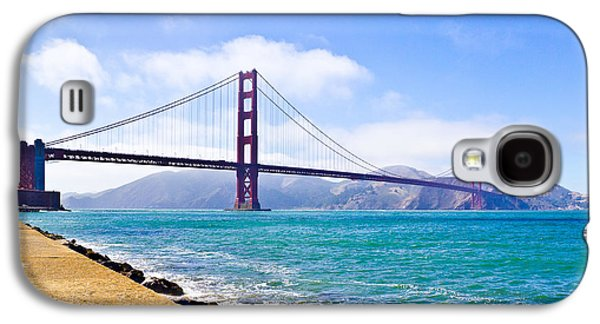 75 Years - Golden Gate - San Francisco Galaxy S4 Case