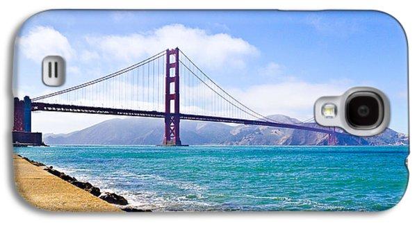 75 Years - Golden Gate - San Francisco Galaxy S4 Case