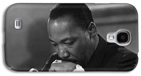 Martin Luther King, Jr Galaxy S4 Case by Granger