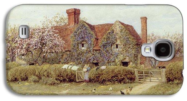 A Buckinghamshire House At Penstreet Galaxy S4 Case