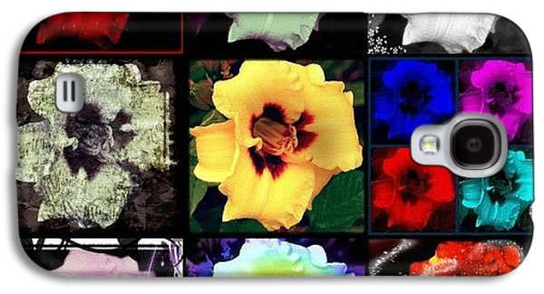Edit Galaxy S4 Case - A Dozen Blooms by Mari Posa