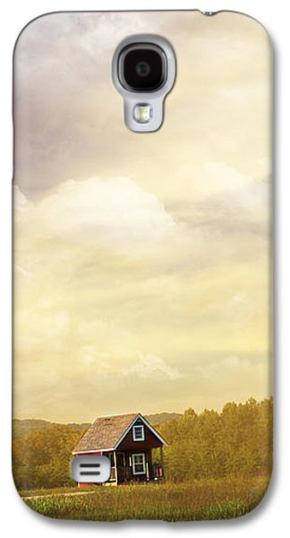 A Place To Call Home Galaxy S4 Case by Amy Tyler