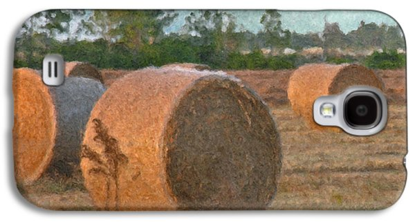 A Roll In The Hay Galaxy S4 Case