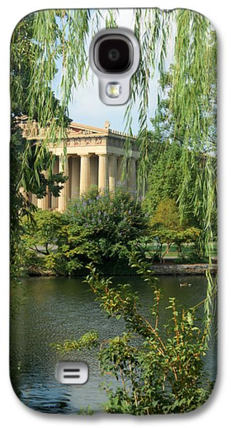 A View Of The Parthenon 1 Galaxy S4 Case