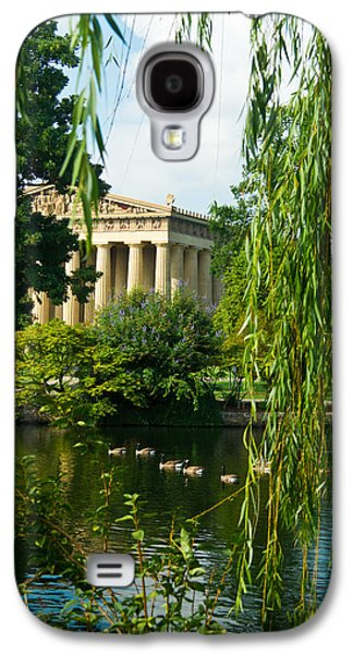 A View Of The Parthenon 15 Galaxy S4 Case