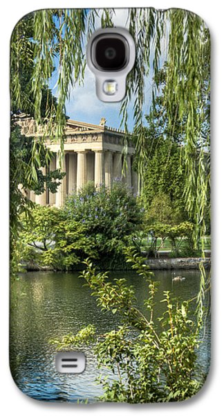 A View Of The Parthenon 5 Galaxy S4 Case