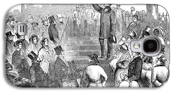 Abolition: Phillips, 1851 Galaxy S4 Case