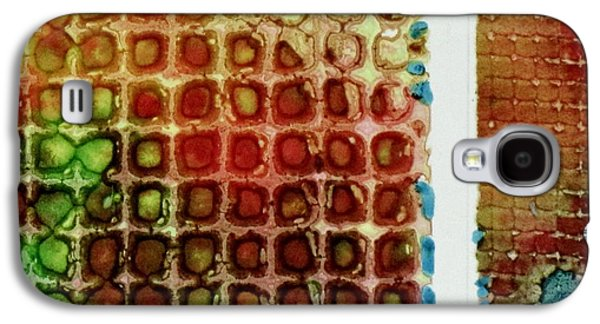 Abstract Three Galaxy S4 Case