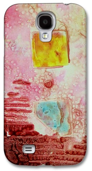 Abstract Two Galaxy S4 Case