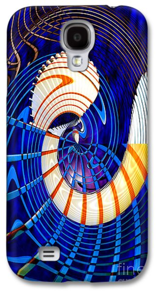 Abyss Galaxy S4 Case by Adriano Pecchio