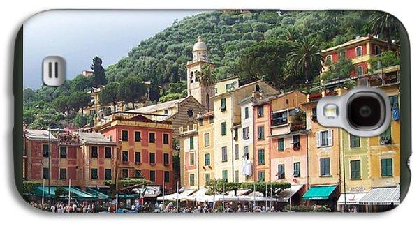 Afternoon In Portofino Galaxy S4 Case by Marilyn Dunlap