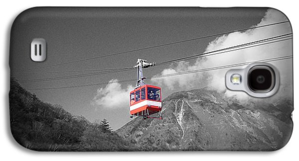 Air Trolley Galaxy S4 Case by Naxart Studio