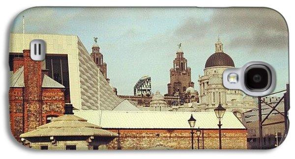 #albertdock #liverpool #city #uk Galaxy S4 Case