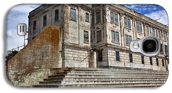 Alcatraz Cellhouse  Galaxy S4 Case by Garry Gay