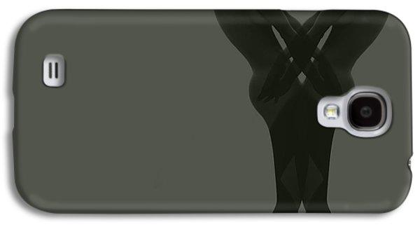 Alice Green Galaxy S4 Case by Naxart Studio