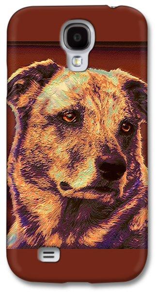 All American Mutt 2 Galaxy S4 Case