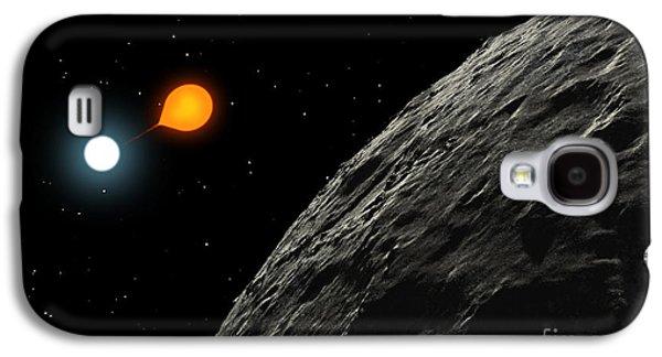 An Eclipsing Binary Star Known Galaxy S4 Case