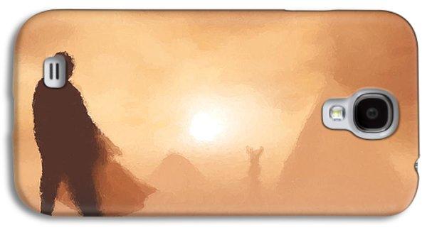 Ancient Desert Galaxy S4 Case by Pixel  Chimp
