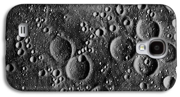 Apollo 13 Planned Landing Site On Moon Galaxy S4 Case