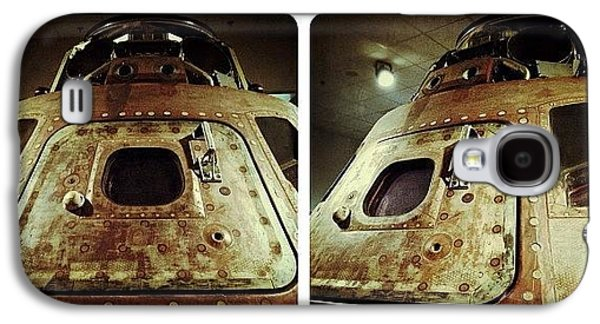 Apollo 15 Command Module (4th Mission Galaxy S4 Case