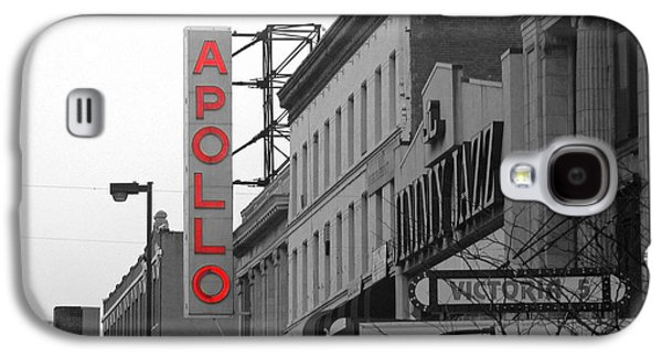 Apollo Theater In Harlem New York No.1 Galaxy S4 Case by Ms Judi