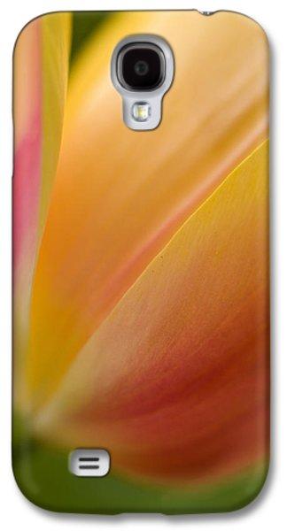 Tulip Galaxy S4 Case - April Grace by Mike Reid