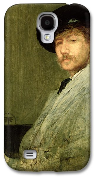 Arrangement In Grey - Portrait Of The Painter Galaxy S4 Case by James Abbott McNeill Whistler