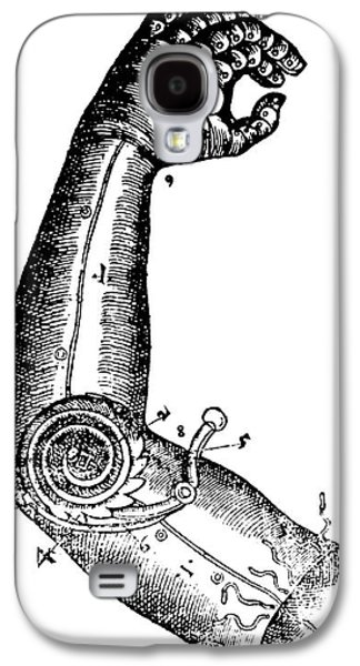 Artificial Arm Designed By Ambroise Galaxy S4 Case