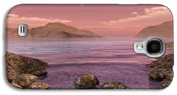 Artists Concept Of Archean Galaxy S4 Case by Walter Myers