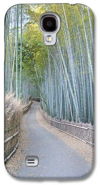 Asia Japan Kyoto Arashiyama Sagano Galaxy S4 Case by Rob Tilley