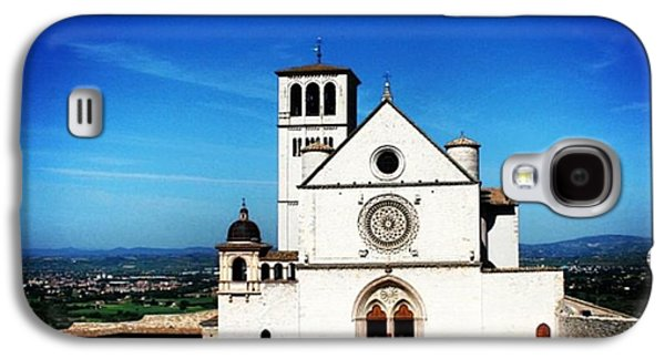 Architecture Galaxy S4 Case - Assisi by Luisa Azzolini