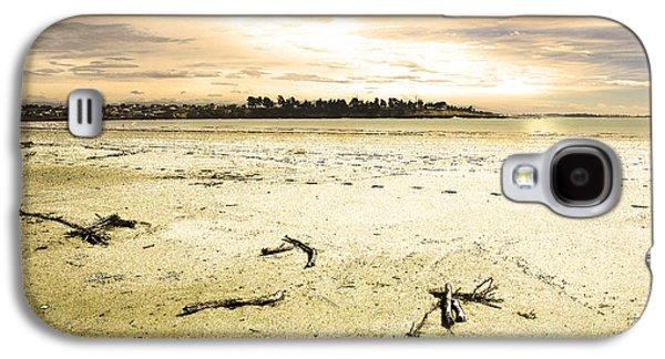 At Caroline Bay Timaru New Zealand Galaxy S4 Case by Nareeta Martin