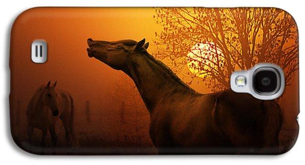 Autumn Breeze Galaxy S4 Case