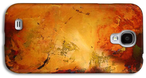 Autumn Canvas Galaxy S4 Case