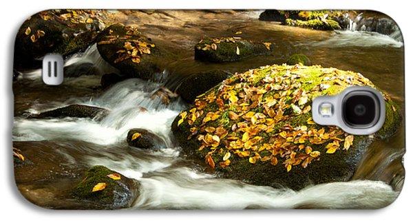 Autumn Stream Galaxy S4 Case