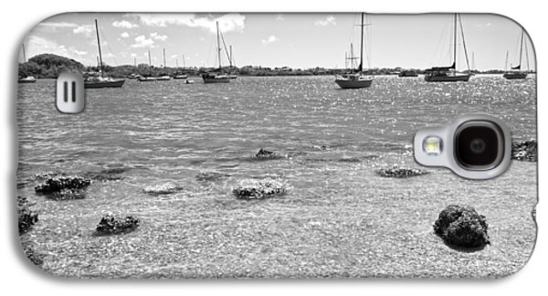 Background Sailboats Galaxy S4 Case