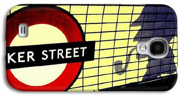 Baker Street Station, May 2012 | Galaxy S4 Case by Abdelrahman Alawwad
