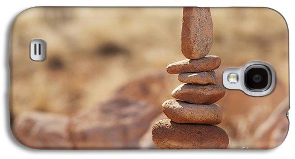 Balancing Rocks Galaxy S4 Case by Thom Gourley/Flatbread Images, LLC