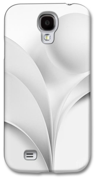 Ball And Curves 07 Galaxy S4 Case by Nailia Schwarz