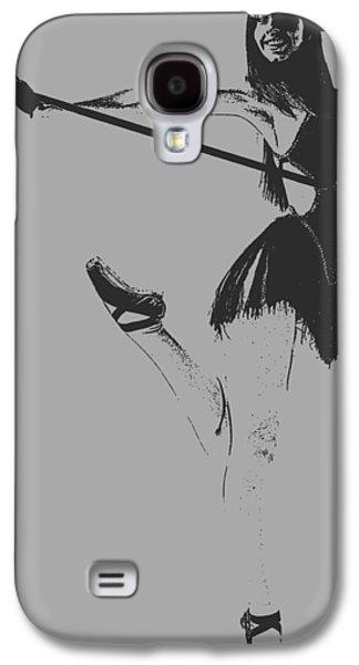 Studio Galaxy S4 Case - Ballet Girl by Naxart Studio