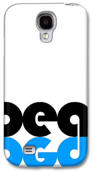 Beat Poster Galaxy S4 Case