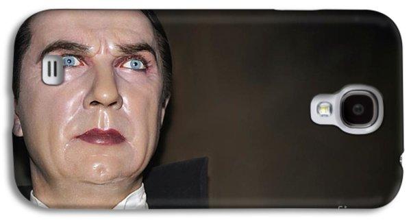 Bela Lugosi As Dracula Galaxy S4 Case by Sophie Vigneault