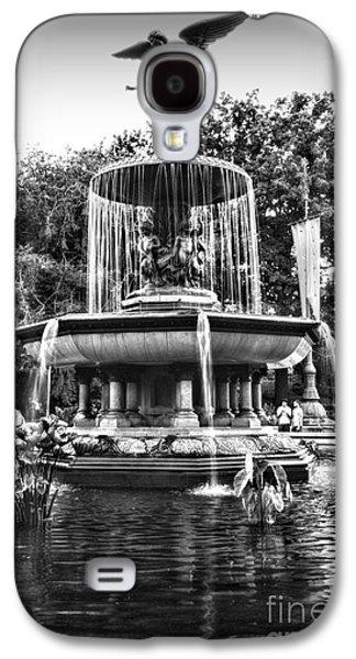 Bethesda Fountain Galaxy S4 Case