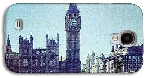 Classic Galaxy S4 Case - #bigben #buildings #westminster by Abdelrahman Alawwad