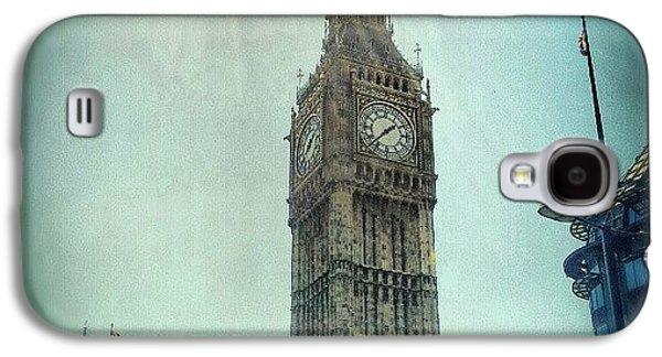 London Galaxy S4 Case - #bigben #uk #england #london #londoneye by Abdelrahman Alawwad