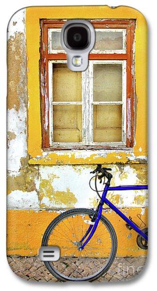 Bike Window Galaxy S4 Case