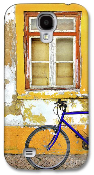 Bicycle Galaxy S4 Case - Bike Window by Carlos Caetano