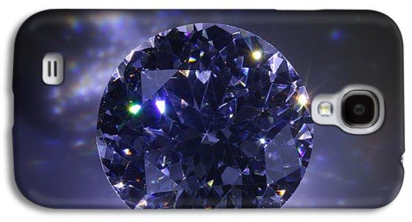 Black Diamond Galaxy S4 Case