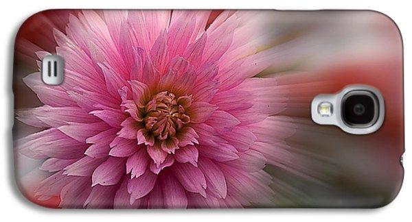 Blast Off Galaxy S4 Case by Jean Noren